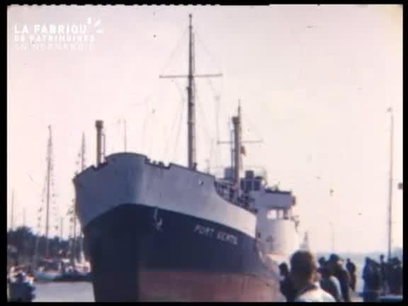 1955, Honfleur et Deauville