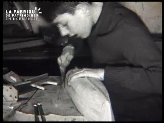 1951, aéro-club à Deauville