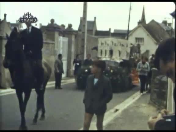 1963, Saint-Aubin-Sur-Mer