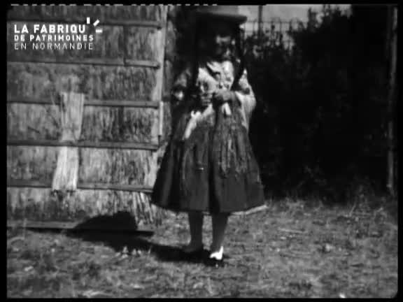 1943, Bretagne et chapelle d'Abondance