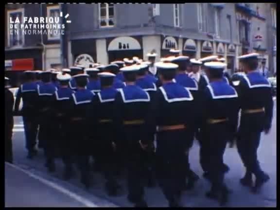 38e anniversaire du Débarquement à Ouistreham
