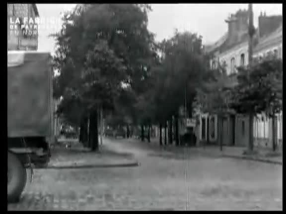 1944, prisonniers allemands