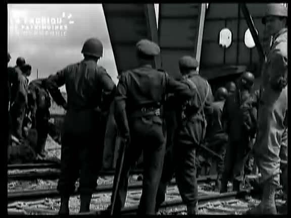 Cherbourg en 1944
