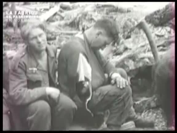 1944, près d'Amfreville