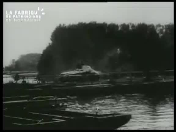 1940, progression des troupes allemandes