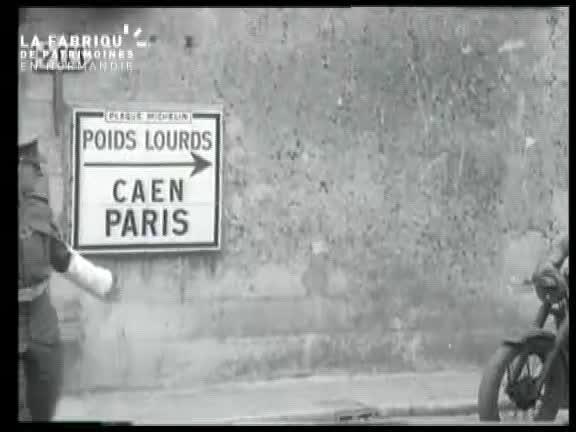 Bayeux en 1944