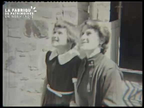 1956-1957, enfance