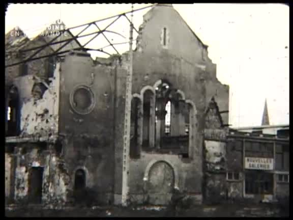 Ruines de Caen (Les)