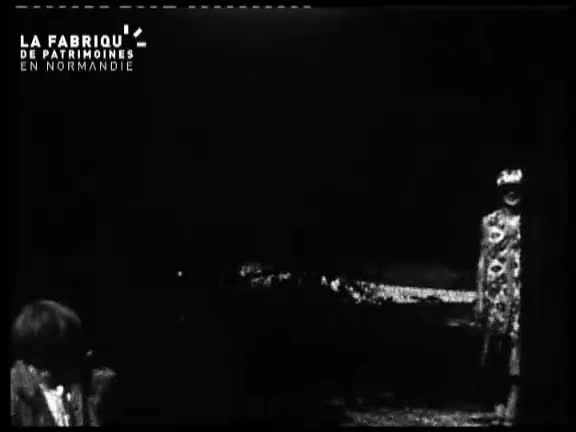 1953, Langrune-sur-Mer