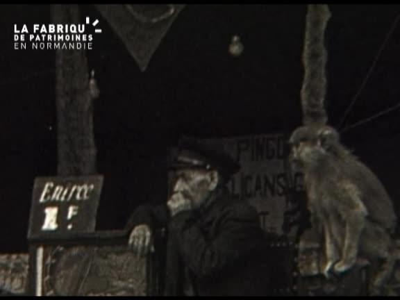 1936, foire de Pâques à Caen