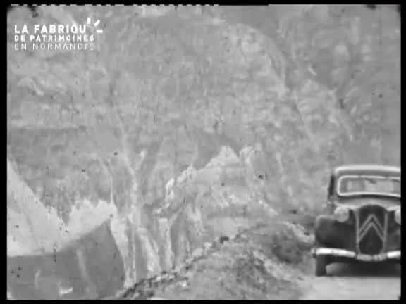 1941, Alpes
