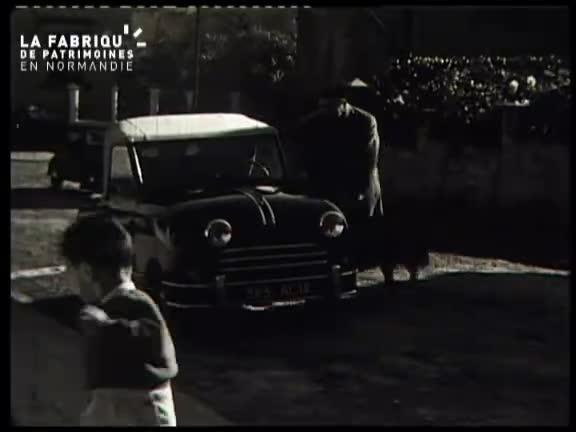 1953, communion et noël