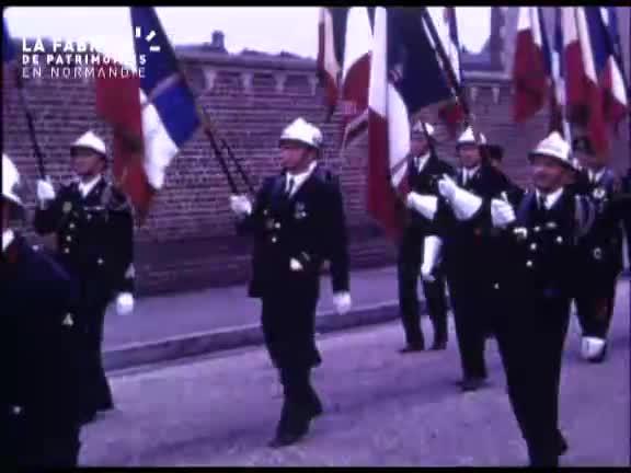 Pompiers à Saint-Aubin-les-Elbeuf