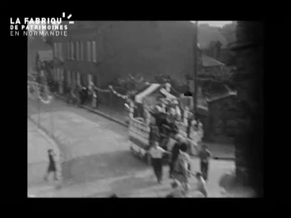 Condé-Sur-Noireau le 8 août 1937