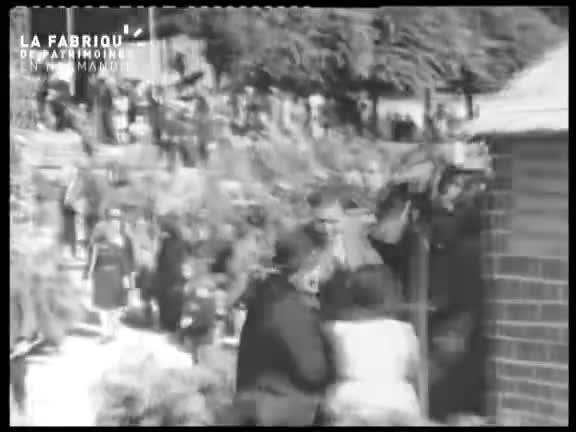 Fêtes de la Pentecôte en 1946